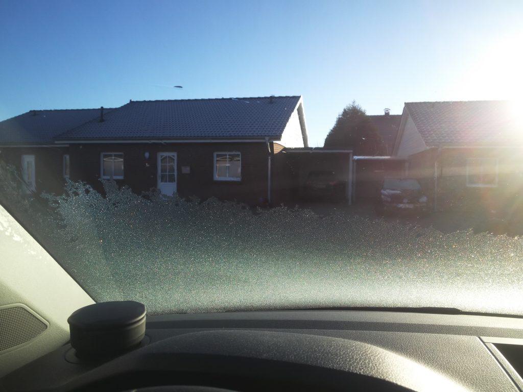 Nach 10 Kilometern in das Fahrzeug bei 0 Grad Außentemperatur warm. Optional gibt es Standheizungen |©weites.land