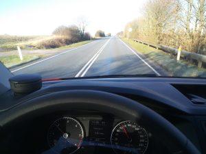 Wann brauchen entspannte Fahrer wirklich mehr als 102 PS im VW T6 ? | ©weites.land