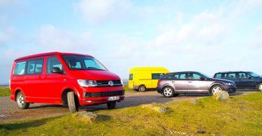 Der VW T6 wird von den einen geliebt, von den anderen gehaßt.Für den rest der Welt vermittelt er viel Sympathie. |©weites.land