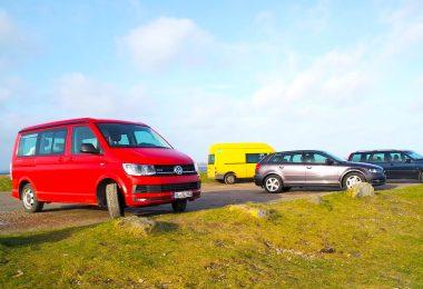 Der VW T6 wird von den einen geliebt, von den anderen gehaßt.Für den rest der Welt vermittelt er viel Sympathie.  ©weites.land