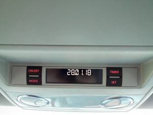 VW T6 California Beach 4 Motion mit Umluftheizung und Frontbeleuchtung |©weites.land