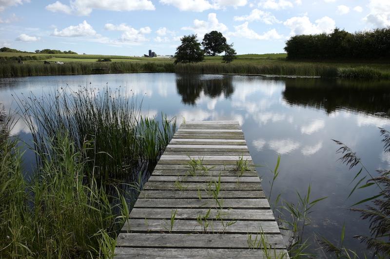 Iskjörsee, Lyskkärsee, Lyskjaersee, Scheggerott, Seen in Schleswig-Holstein