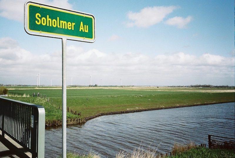 Soholmer Au, Flüsse und Kanäle in Schleswig-Holstein