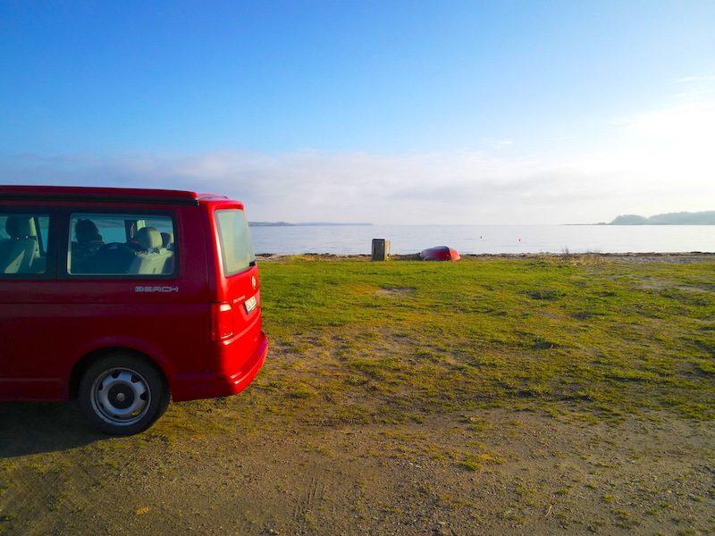 VW T6 California, VW T6 Multivan |©weites.land