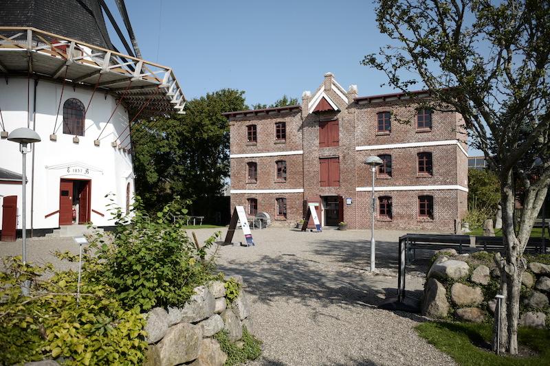 Mühlen- und Marschmuseum Hoyer Mühle, Højer Mølle