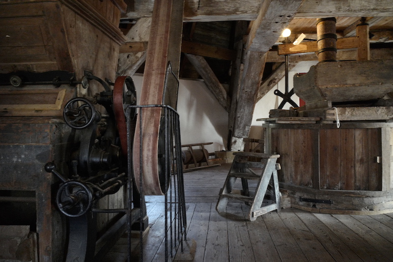 Højer Mølle Museum, Hoyer Windmühle Museum
