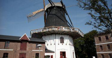 Højer Mølle Museum, Hoyer Windmühle Museum, hoyer windmill
