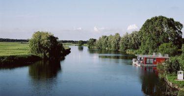 Eider bei Breiholz, Flüsse in Schleswig-Holstein |©mare.photo
