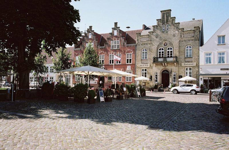 Friedrichstadt, Eider, Treene, Sorge,