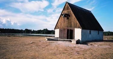Fischerstelle Kovik / Fiskeläge Kovik - Kodak Portra 160 |© mare.photo