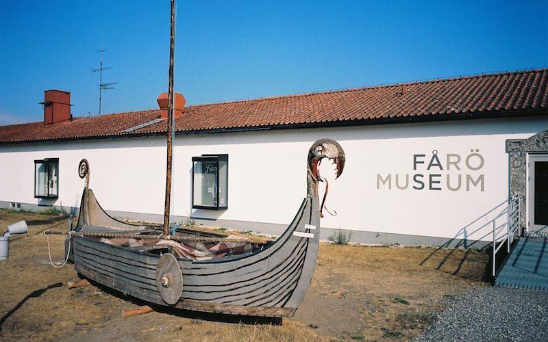 Fårö-Museum Gotland |©mare.photo
