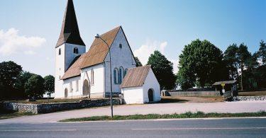 Kirchen auf Gotland – Kirche Alskog |©weites.land