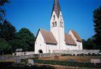 Kirche in Garde, Garde Kyrka