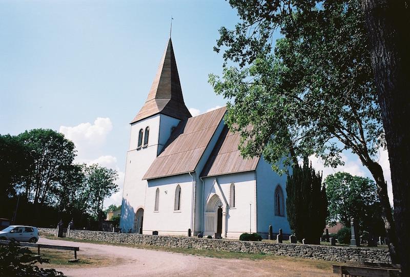 Kirchen auf Gotland – Kirche (Kyrka) Etelhem |©weites.land