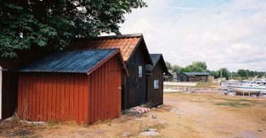 Fischerstelle (Fiskeläge) Kyllaj, Gotland |©mare.photo