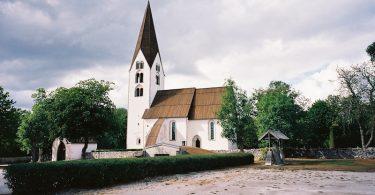 Kirchen auf Gotland, Kirche zu Othem |©weites.land