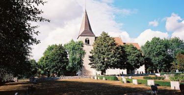 Kirchen auf Gotland – Kirche Hejnum |©weites.land