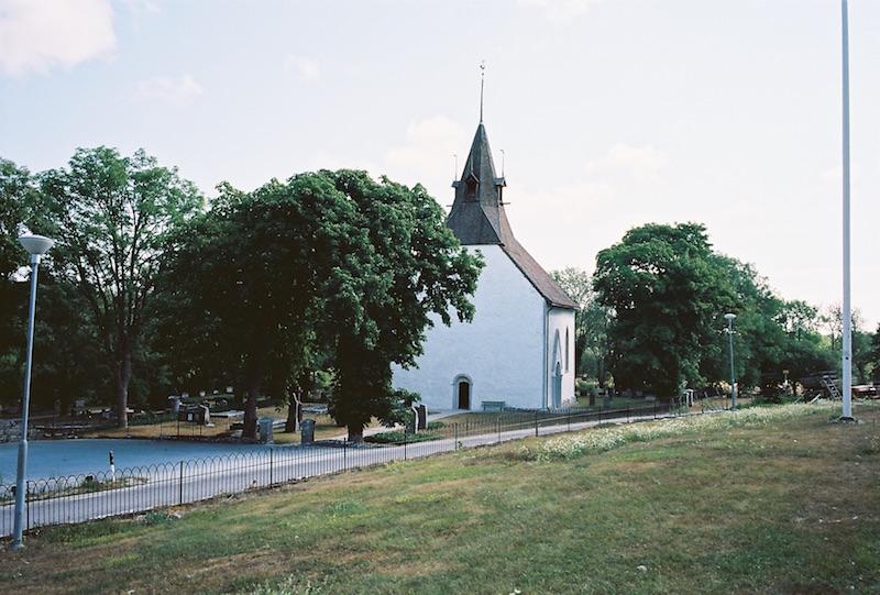 Kirchen auf Gotland –Kirche (Kyrka) Östergarn |©weites.land