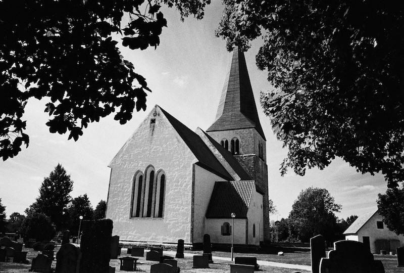 Kirche (Kyrka) Sanda, Gotland  ©mare.photo