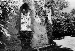 Kirchenruine Öde Kyrka Elinghem |©mare.photo