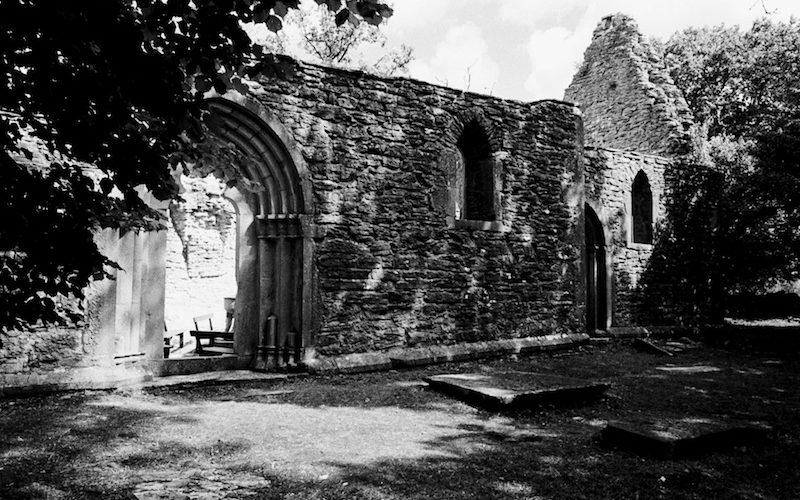 Kirchenruine Öde Kyrka Elinghem  ©mare.photo