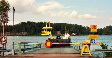 Töftölinjen E 2 Åland |©mare.photo
