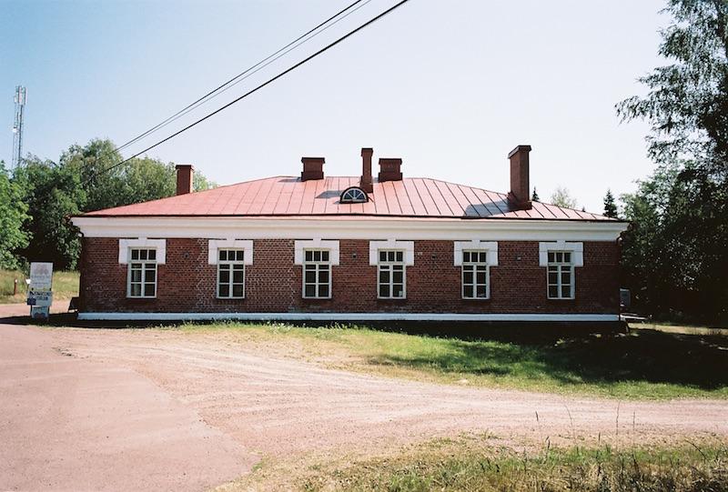 Telegrafen-Museum Sund auf Åland |©mare.photo