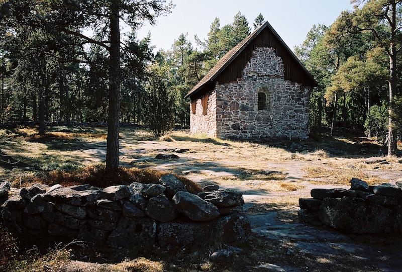 Lemböte Kapell S:t. Olof  ©mare.photo