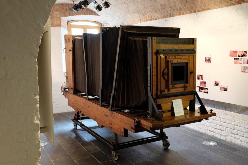 Preus Fotomuseum Horten in Südnorwegen |©weites.land