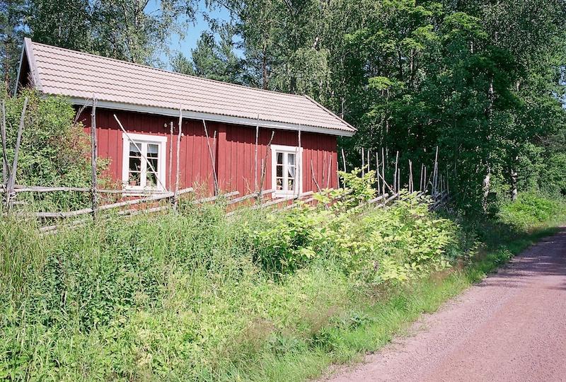 Idas Stuga, Idas Hütte, Åland, Kodak Portra 160, Leica M Elmarit 2.8 28 asph.