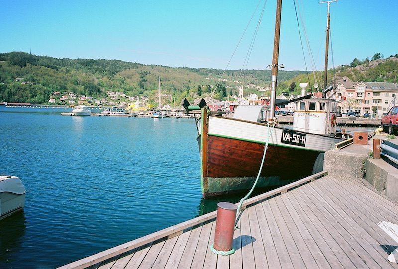 Flekkefjord, Kodak Ektar, Leica M Elmarit 2.8 28 asph.