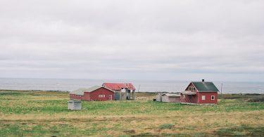 Berlevåg, Leica M Elmarit 2.8 28 asph., Kodak Ektar, Ishavsvejen, Barentssee |©mare.photo