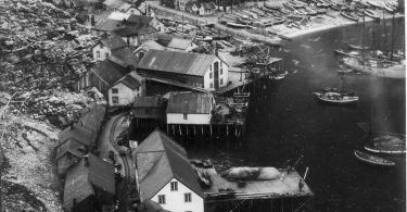 Finnkongkeila, Finnmark, Nordkyn, Digitalmuseum |©Digitalmuseum Norge