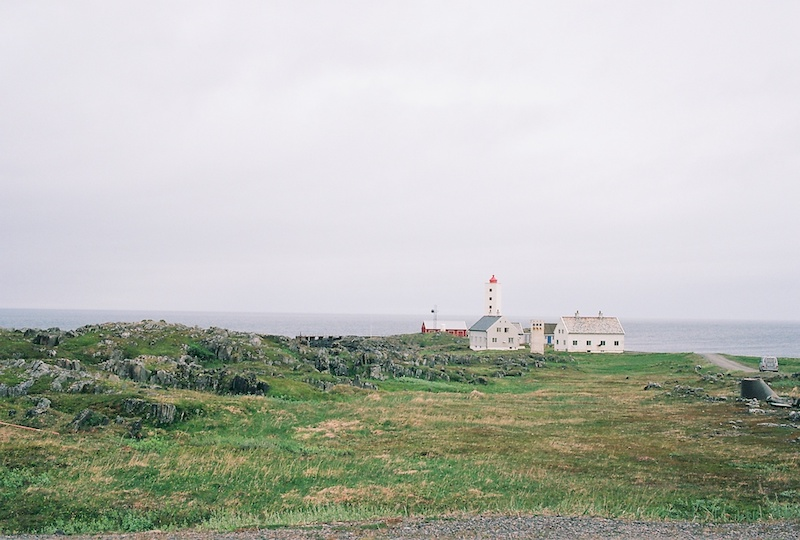 Kjølnes fyr, Berlevåg, Eismeer, Nordmeer, Polarmeer, Einsmeerstraße Norwegen, Kodak Ektar, Leica Elmarit M 2.8 28 asph. |©mare.photo