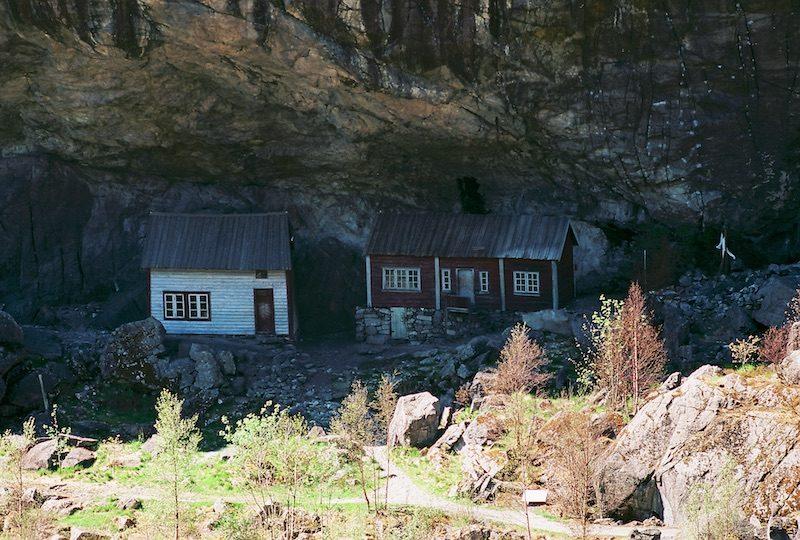 Helleren, Jøssingfjord, Nordsjøvegen, Kodak ektar, Leica M Elmarit 2.8 28 asph.