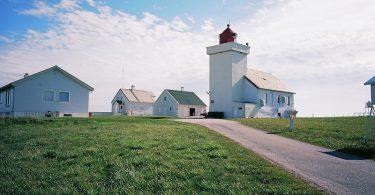Obrestad Fyr, Jæren, Nordsjøvegen, Norge, Leica Elmarit M 2.8 28 asph, Kodak Ektar, 4