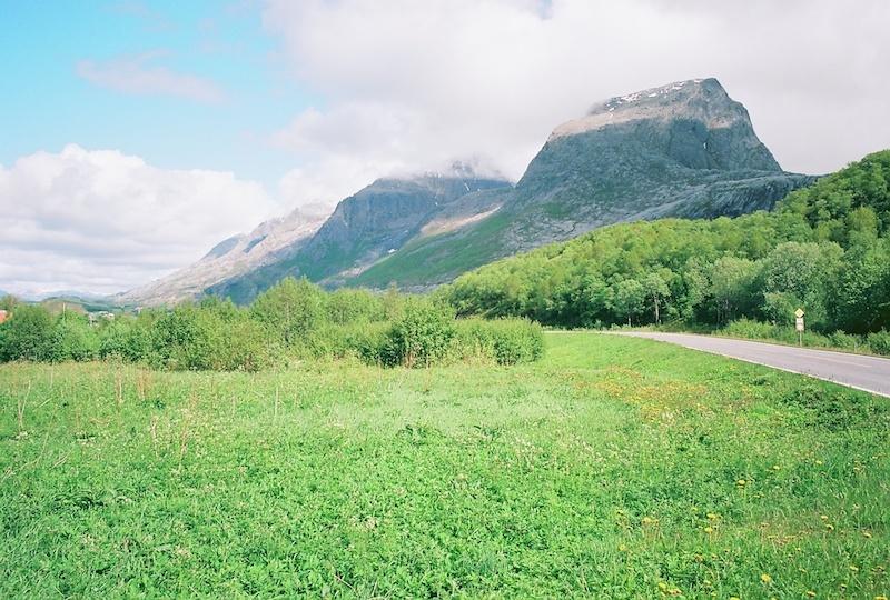 Helgeland, sieben Schwestern, Kystriksvejen, Kodak Ektar, Leica Elmarit M 2.8 28 asph. |©mare.photo