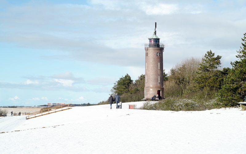 Leuchturm St.Peter Ording Böhl