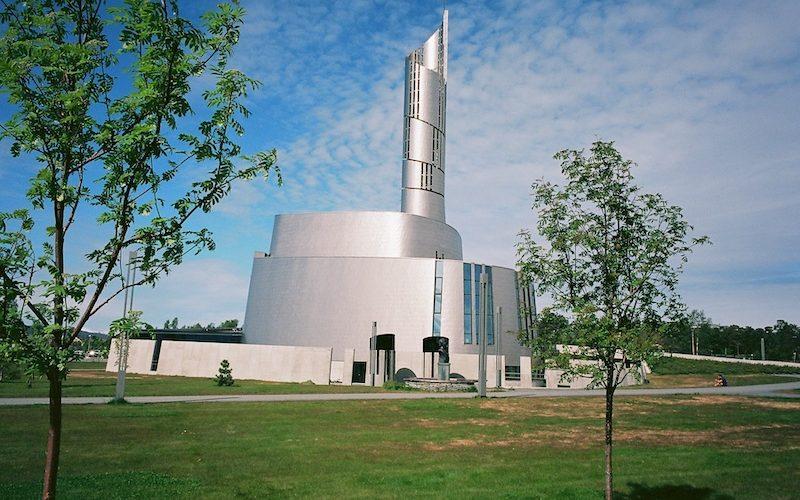 Nordlichtkathedrale Alta, Kodak Ektar, Leica M Elmarit 2.8 28 asph.