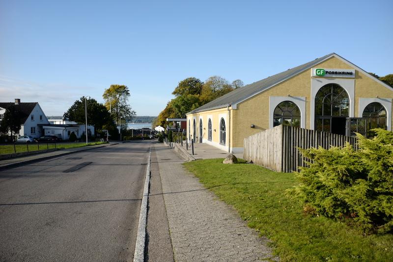 Kollund an Gendarmstien + Flensburger Förde