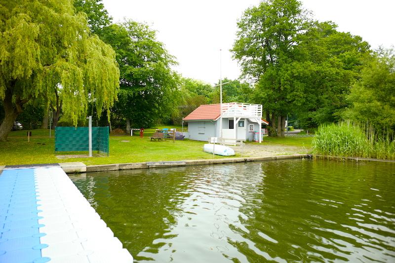 Südensee, Badestelle Sörup, Seen in Schleswig-Holstein