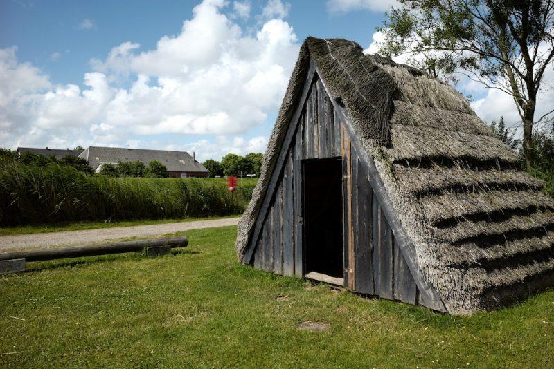 Båtfolk Vidåen Museum, Højer, Freilichmuseum Hoyer,