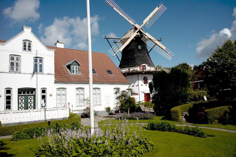 Højer Mølle, Hoyer Windmühle