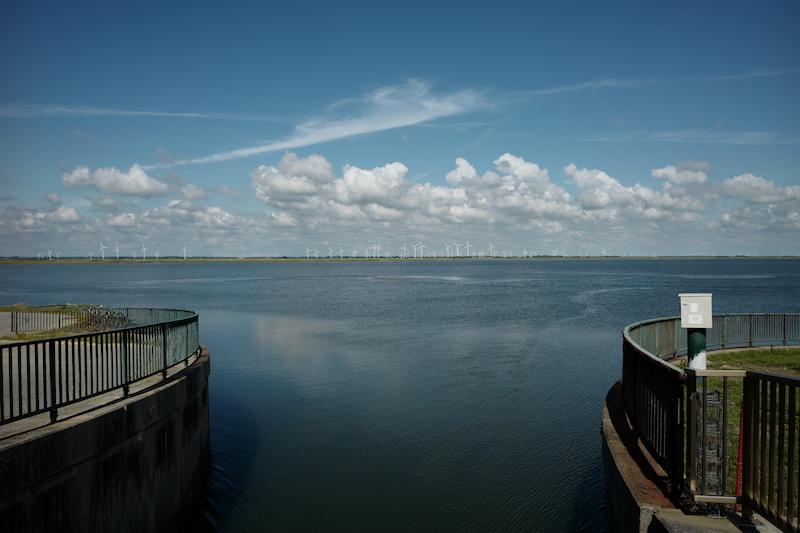 Lagune Beltringharder Koog, Belrtingharder Koogsee, Seen in Schleswig-Holstein