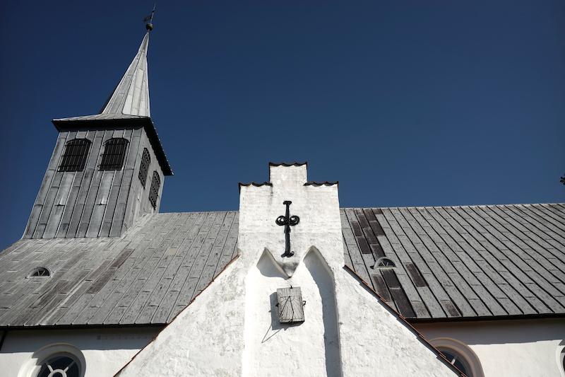 Burkal Kirke, Emil Nolde, Burkal, Grenzroute, Grænseruten