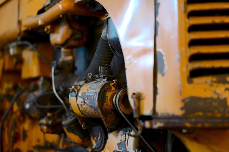 Mekanisk Museum Sønderjylland, Krusau, Leica SL 2.0 75mm asph.