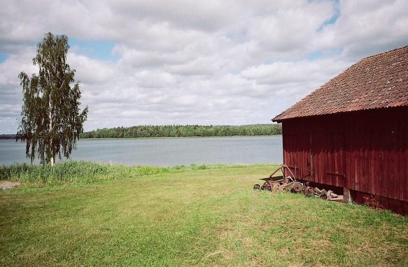 Ziegeleimuseum-Almvik-Tegelbruksmuseet-Almvik, Kodak Portra 160 |©weites.land