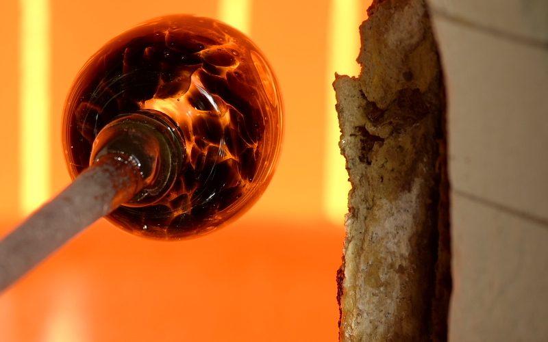 Dansk Glaskunst Sydals, Glaspusteri på Als |©weites.land