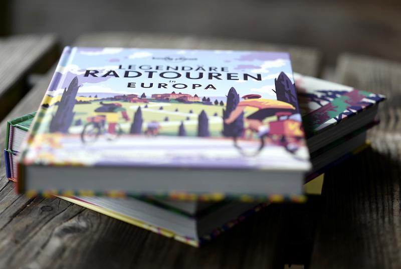 Lonely Planet – Legendäre Radtouren in Europa