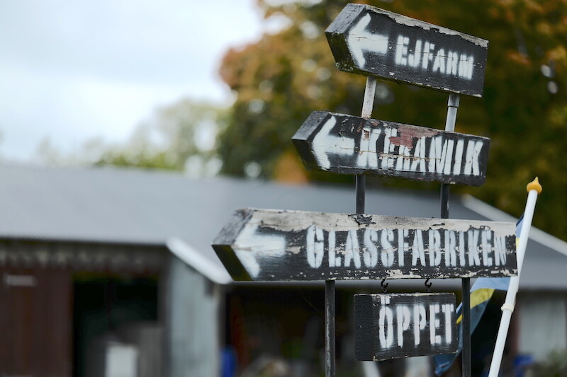 EJFarm Glassfabrik Mullsjö